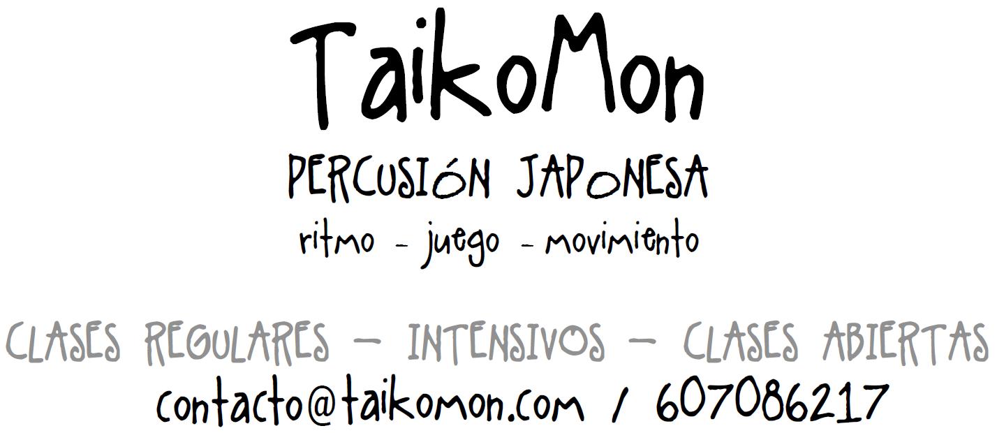 TaikoMon - Percusión japonesa